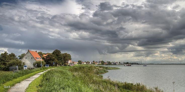 village of Durgerdam