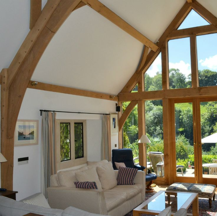 78 images about extensions and garden rooms on pinterest for Oak framed garden room