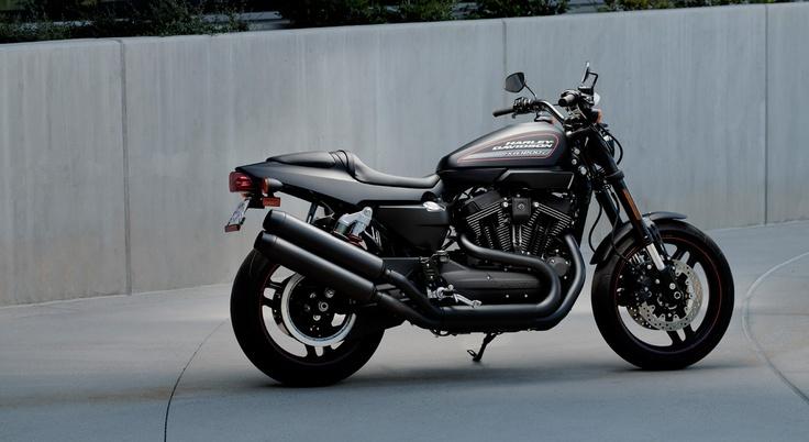 Harley Davidson XR 1200X. New sound of Harley...