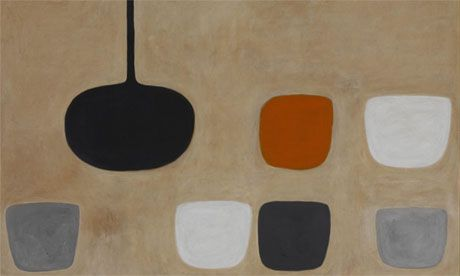 Current William Scott exhibition ends at Tate St Ives on May 6th 2013