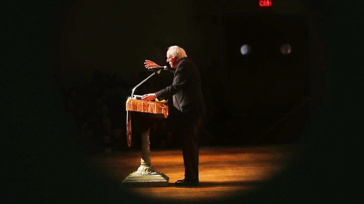 THE 2020 CASE FOR AN UNRECONSTRUCTED BERNIE SANDERS // Democrats can try to activate new voters to match their social liberalism, or win back those who jumped ship in 2016. Why Sanders is primed to pull off a tactical rightward turn.
