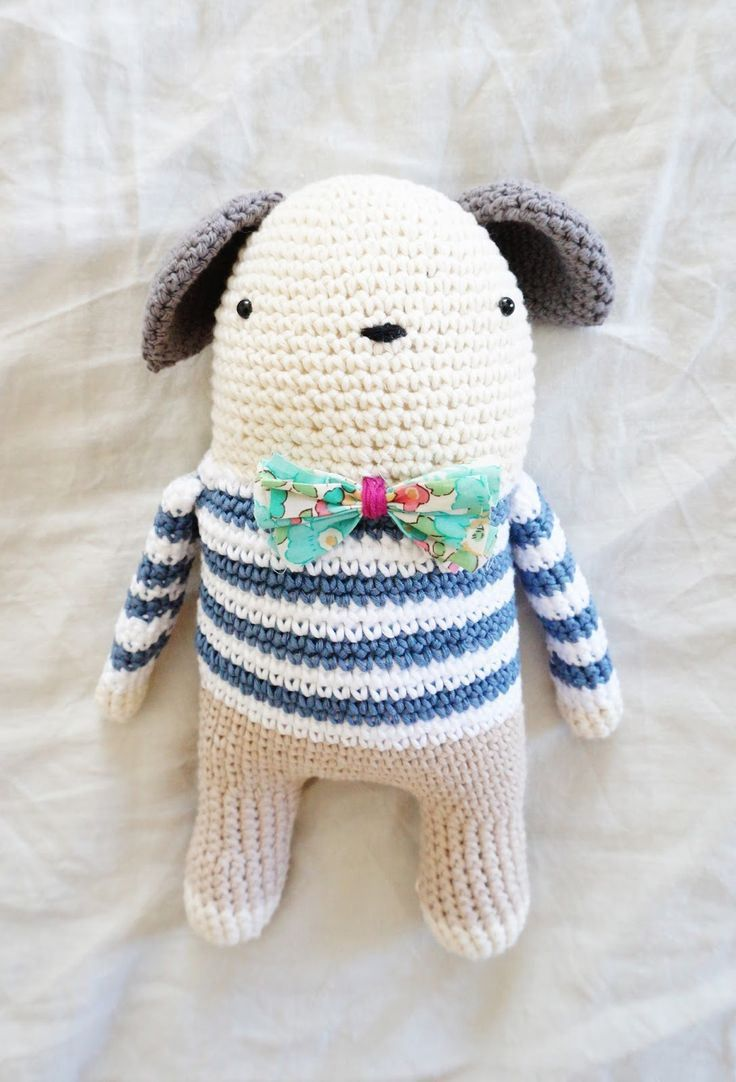 Crochet Doll Pattern Cute : 10565 best images about Amigurumis on Pinterest Crochet ...