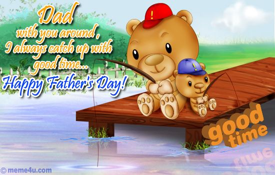 Happy Father's Day (2013) Quotes, Messages, Greetings in Hindi and English