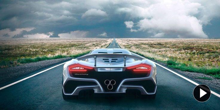 Hennessey Venom F5 Objetivo ser el coche más rápido del mundo
