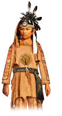 Oneida Indians Clothing