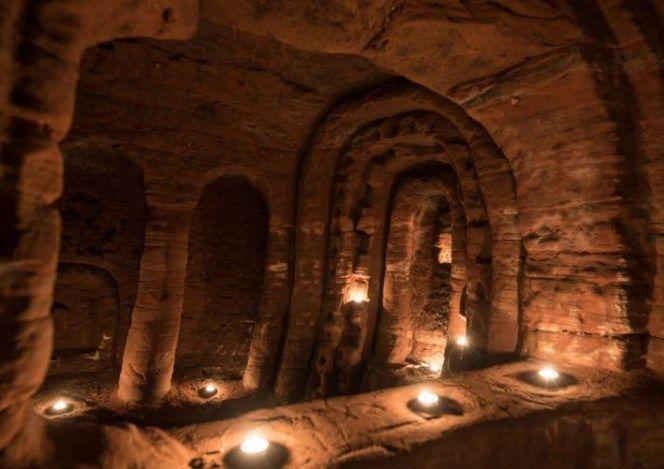 Homem olhou dentro de uma toca de coelho e encontrou um tesouro de 700 anos - ÓtiMundo!