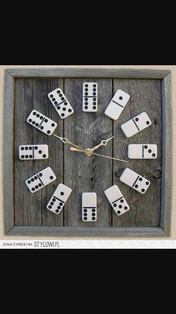 Je eigen klok maken Geweldig!