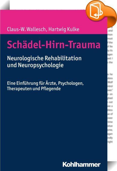 Schädel-Hirn-Trauma    :  In Deutschland erleiden jährlich ca. 300.000 Menschen ein Schädel-Hirn-Trauma (SHT). Für alle Berufsgruppen, die diese Patienten unmittelbar nach der Verletzung und auf dem oft langwierigen Weg zurück in Alltag, Familie und Beruf medizinisch behandeln und betreuen, liefert dieses Buch wertvolles Praxiswissen. Es beschreibt die Vielzahl neuer Erkenntnisse bezüglich Pathophysiologie, Klinik, Komplikationen, Therapie und Prognose bei Schädel-Hirn-Trauma. Inhaltli...