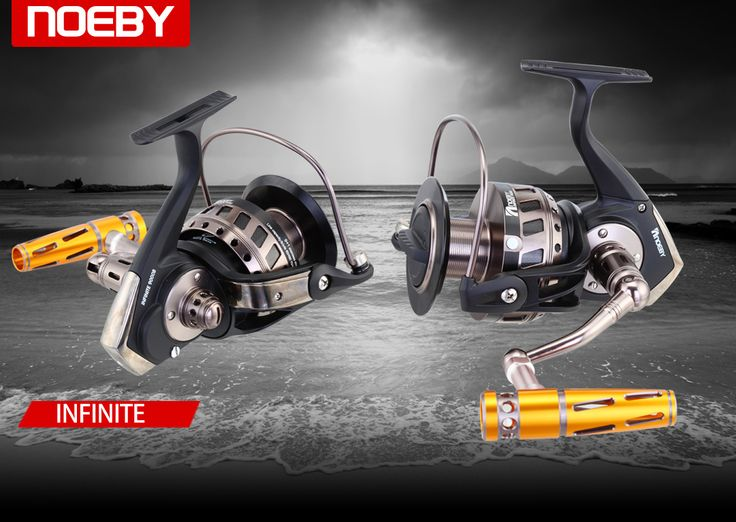 Noeby Fishing Tackle Reels  Noeby fishing tackle reels are the best fishing reels available in the market.We promise you for the best products at best price, our reels are specially made with high quality material.Order your reels now. http://bit.ly/23hmMq5