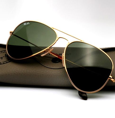 $49 for a Pair of Ray Ban Aviator Sunglasses Available in 19 Styles - Taxes Included ($195 Value) - Limited Quantities Available!  Less than 20 hours to go!