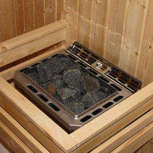 Superb Sauna selber bauen