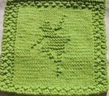 Free Knitting Pattern Angelina Ballerina : 1000+ images about Knit dishcloths on Pinterest Knitting ...