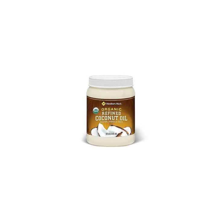 Member's Mark Organic Refined Coconut Oil (56 oz.) #Unbranded