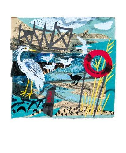 Heron Watching - Mark Hearld