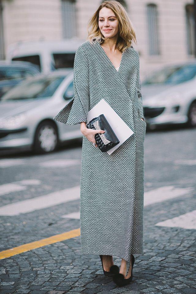 Fashion Week In Paris Spring 2016 Street Style Part 2 Buro 24 7 Fint Pinterest H St