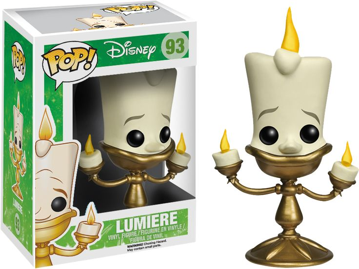 Glow in the Dark Lumiere Pop Vinyl Incoming  #funko pop   #BeautyAndTheBeast, #Lumiere