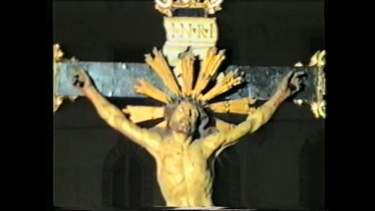 Lucca Santa Croce 1997  con Lucchesi nel Mondo