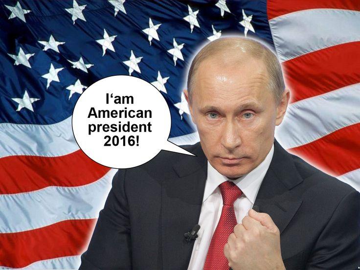 Моя политика: ЖЕСТЬ. Россия - мировая СВЕРХДЕРЖАВА, Путин - миро...