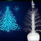 Christmas Xmas Tree Color Changing LED Light Lamp Home Decoration christmas deals week