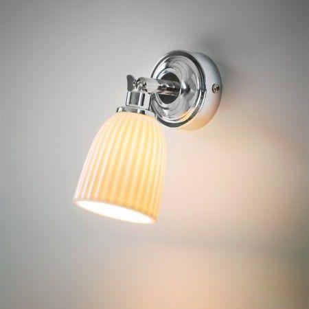 Alma Bathroom Spotlight - Wall Lights & Wall Sconces - Lighting - Lighting & Mirrors