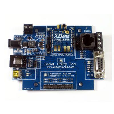 Serial Converter, Raspberry Pi to Zigbee, RS485, RS232, USB, TTL | Widget Lords