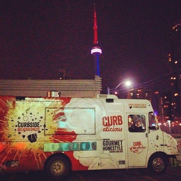 #FoodTruck #Toronto