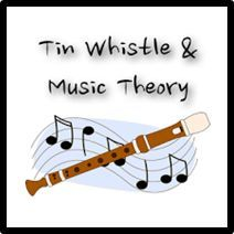 Tin Whistle and Music Theory instruction for Classical Conversations: ideas, games, and resources to supplement your CC music lessons!