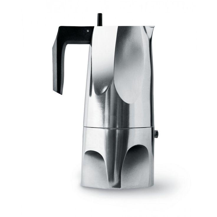 Alessi Ossidiana Espressokanne