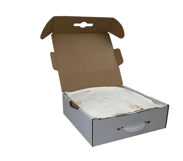 Czyściwo najwyższej jakości w wygodnym kartonie. Zapraszamy do sklepu: www.ikapol.net/czysciwo
