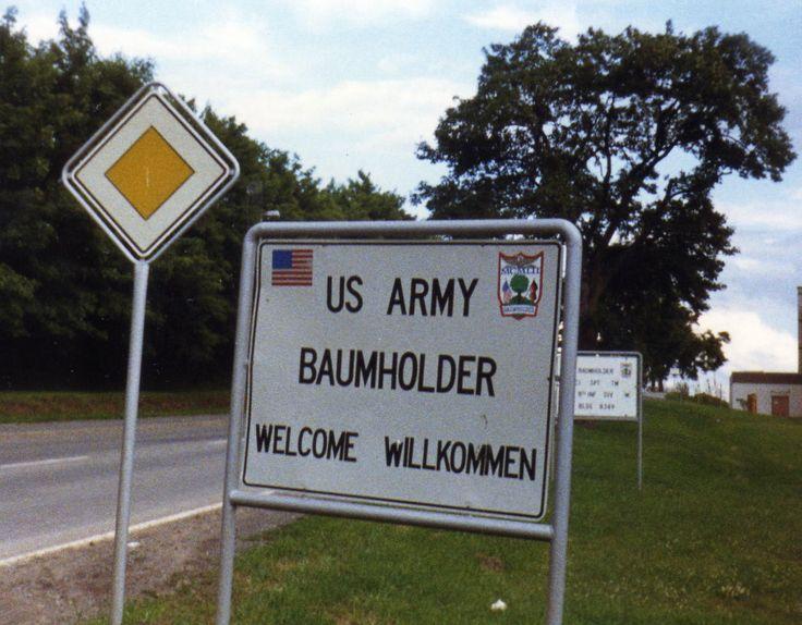Baumholder, Germany