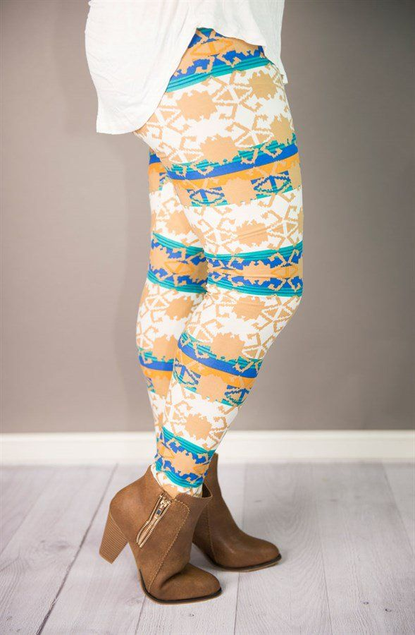 Plus Size Leggings | 11 High Quality Prints! | Jane