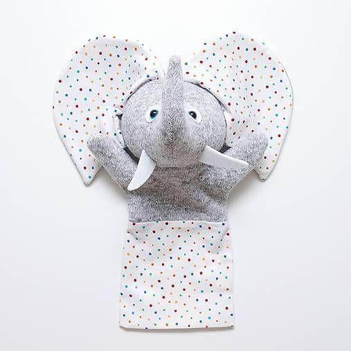 Trimaky / Maňuška sloník