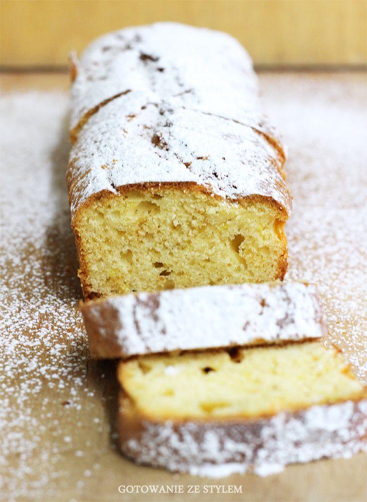 Lemon cake | gotowanie ze stylem