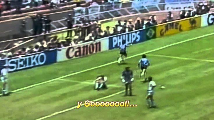Maradona: Argentina - Inghilterra (1986)