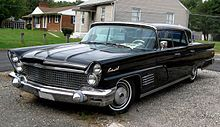 Lincoln Continental - Wikipedia, the free encyclopedia