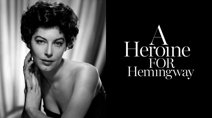 She was the most beautiful woman in the world, and he was Papa Bear. Discover the enduring relationship and parallel lives of Ava Gardner and Ernest Hemingway.