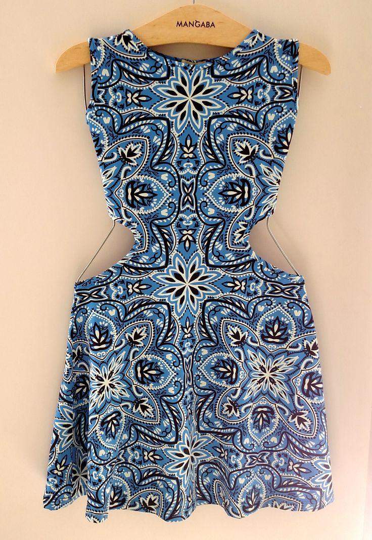 Vestido charmoso e confortável, ideal para o clima do Outono!