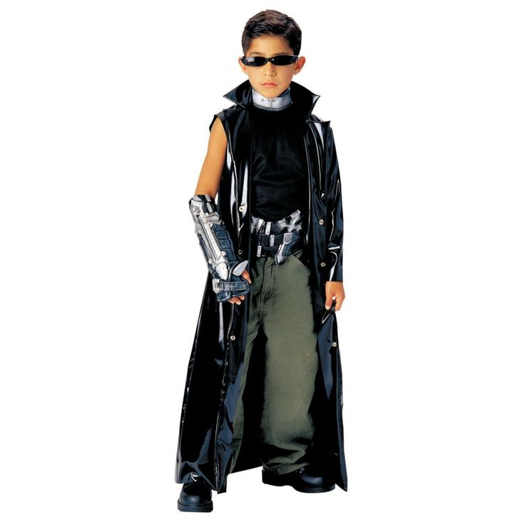 Slayer Commander Blade Boys Halloween Costume