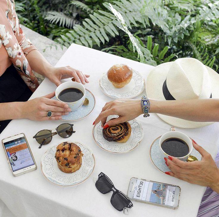 Life is short.  Buy the bracelet. Drink the coffee. Order the dessert....   #doricsengeri #couturejewelry #bracelet #bluebracelet #luxejewerly #luxebracelet