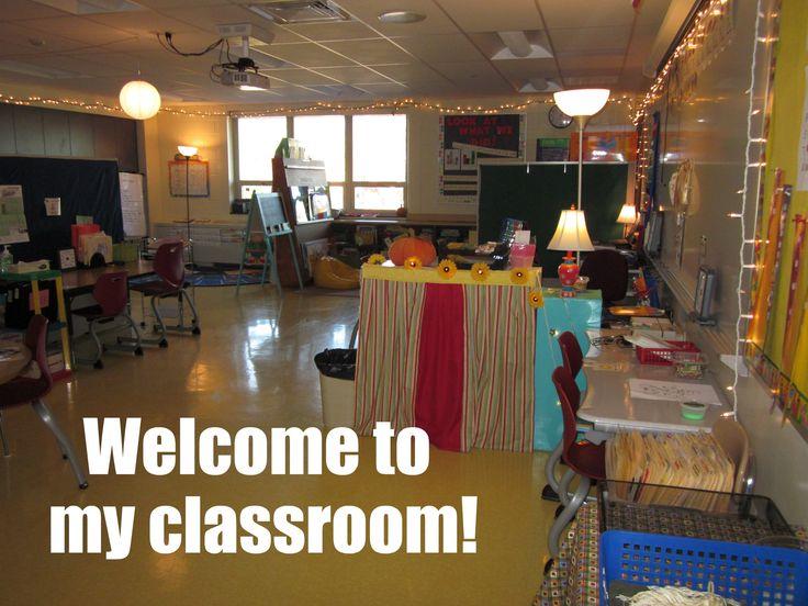Autism Support (Kindergarten) classroom set-up and organization
