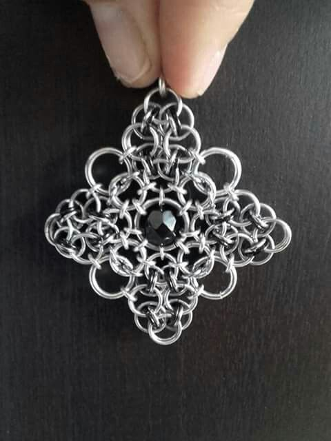My work pendant helm chain