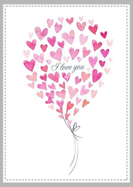 Victoria Nelson - Valentines Simple Balloon Copy