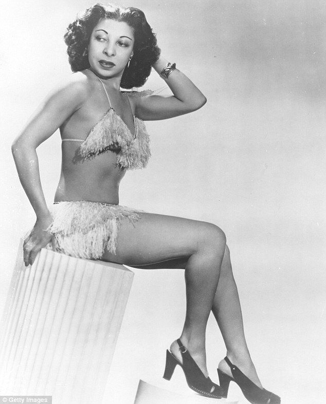 Last of the Cotton Club girls: Legendary dancer who starred at Harlem's notorious 'whites-only' venue dies aged 100