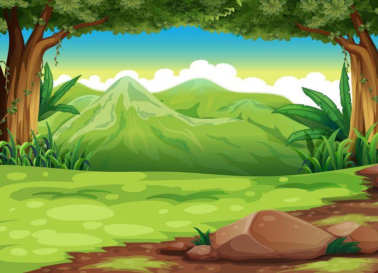 228 Best Cartoon Landscape Background Images On Pinterest