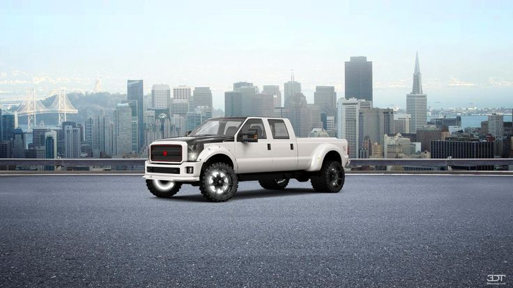 Checkout my tuning #Ford #F-350SuperCabDRW 2013 at 3DTuning #3dtuning #tuning