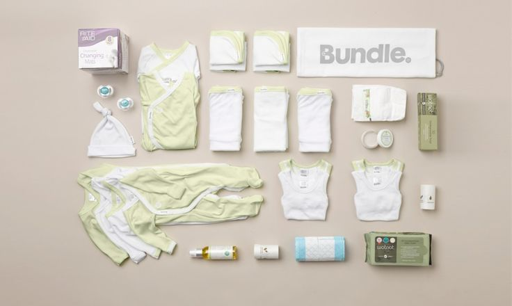 'What's in it' - 4 Day Bundle for Baby