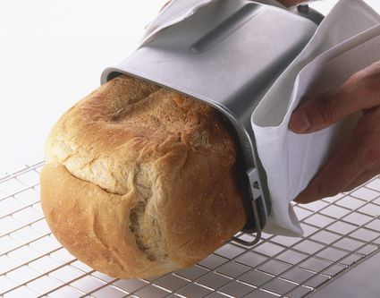 Unlock the versatility of your bread machine with recipes for homemade bread, cinnamon rolls and even yeast-free loaves like banana bread.