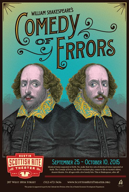 the comedy of errors | william shakespeare