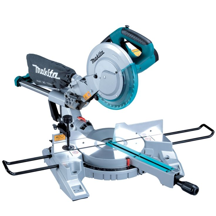 Makita 1430W 255mm Corded Slide Compound Mitre Saw