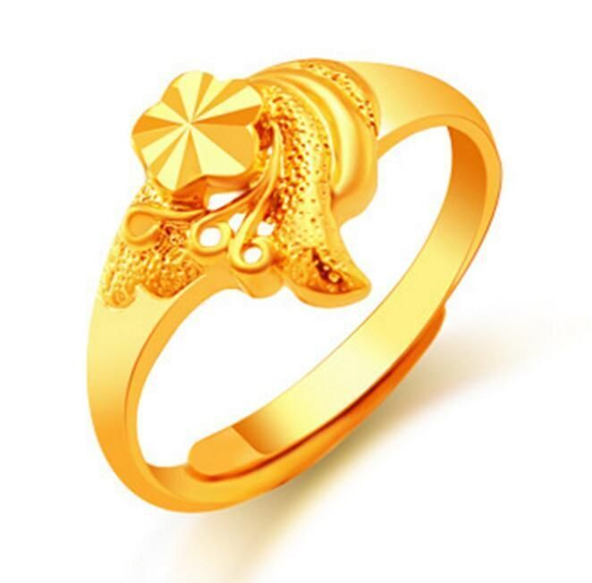 Gold Ring In 2020 Gold Rings Yellow Gold Gemstone Rings Black Hills Gold Jewelry